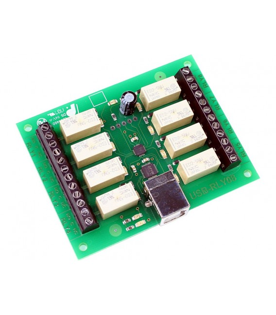 USB-RLY08