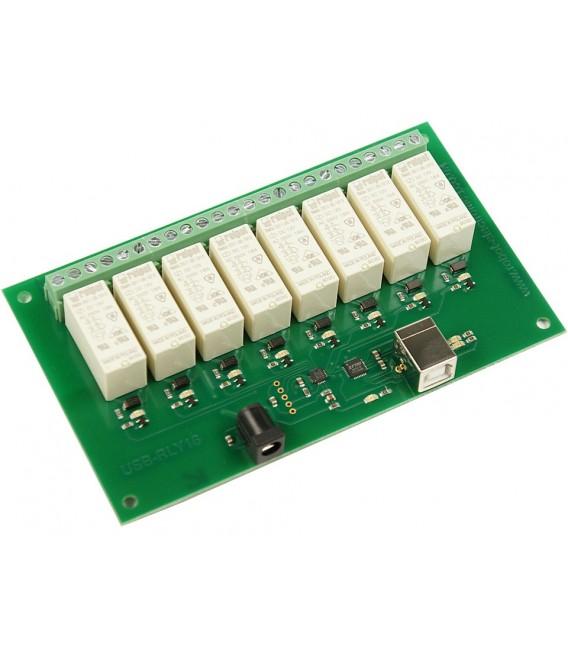 USB-RLY16