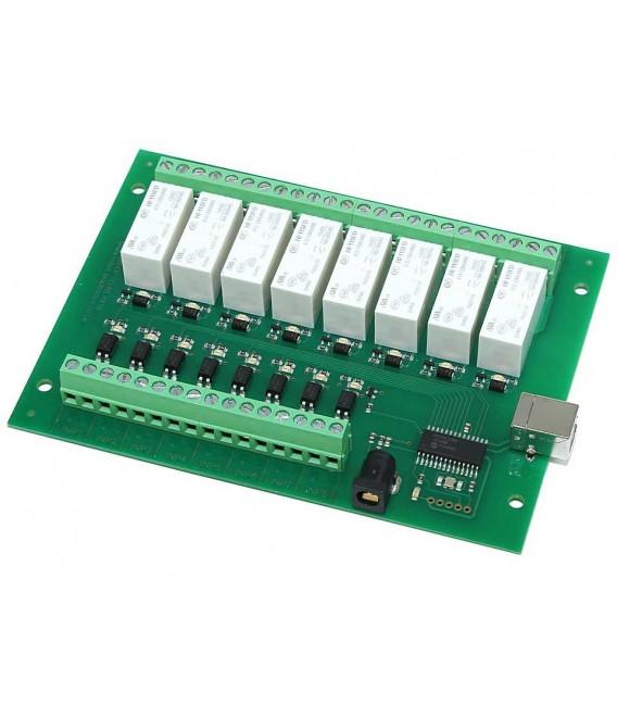 USB-OPTO-RLY816