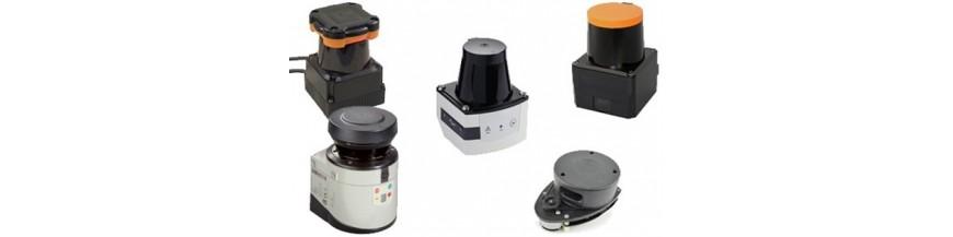 LIDAR, Escáner laser