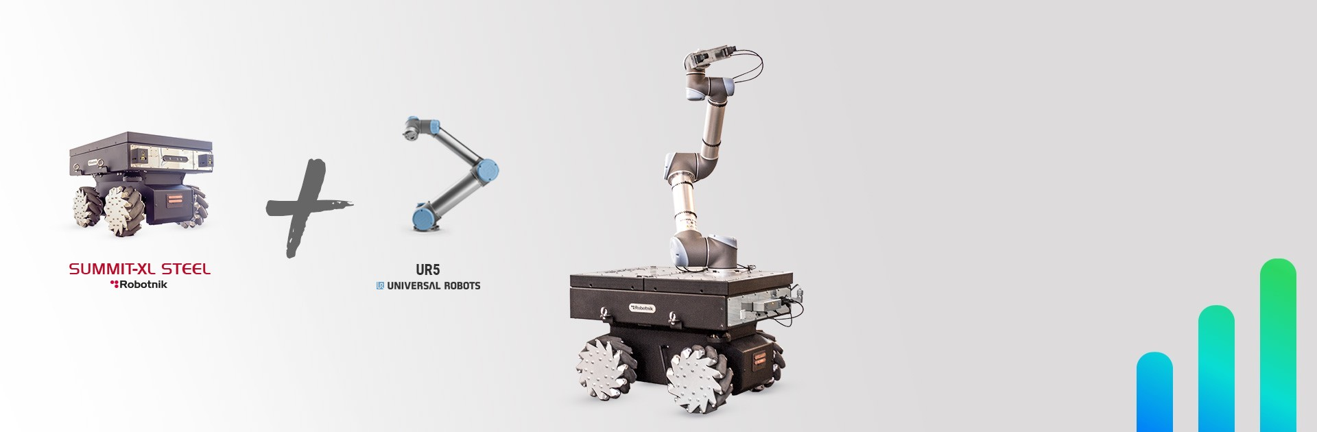 Online store for robotic products supported by ROS - ROS